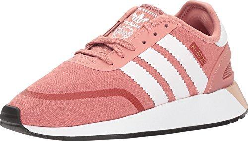 adidas Originals Women's Iniki Runner CLS W, Ash Pink/White/White, 5 M US