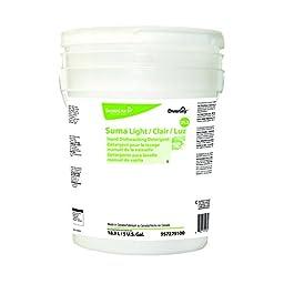 Diversey Suma Light D1.2 All-Purpose Liquid Detergent (5-Gallon)