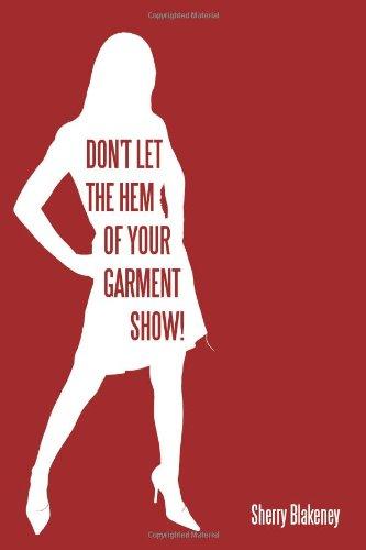 Don't Let the Hem of Your Garment Show! pdf
