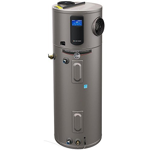 Rheem XE50T10HD50U1 Performance Platinum 50 Gal. Hybrid High Efficiency Electric Smart Tank Water Heater