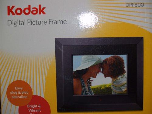 amazon com kodak 8 dpf800 digital picture frame with 800x600 rh amazon com Kodak Electronic Picture Frame Compact Flash Digital Frames