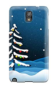 Adam L. Nguyen's Shop Brand New Note 3 Defender Case For Galaxy (xmas Fall Tree) 9562460K26807531
