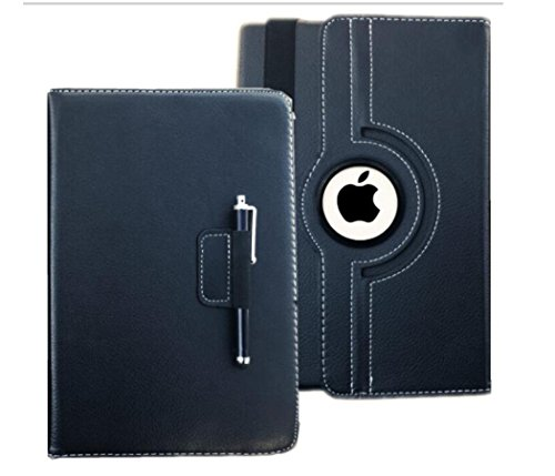 iPad Case Cover Rotating Stand with Wake Up / Sleep for sale  Delivered anywhere in USA