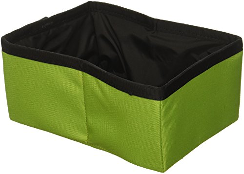 (OllyDog Lapper Travel and Tray Bowl, Lime)