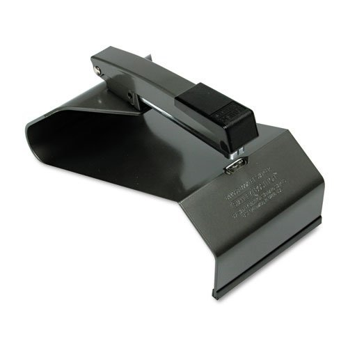 Stanley Bostitch - Manual Saddle Stapler, 20-Sheet Capacity, Black - Sold As 1 Each - Ideal for centerline binding of pamphlets and brochures.