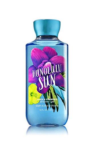 Bath & Body Works Shea & Vitamin E Shower Gel Honolulu Sun