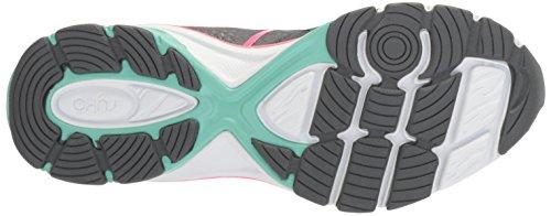 Ryka Frauen Vida RZX Eisengrau / Hyper Pink / Yucca Mint