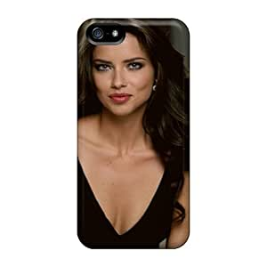 Hot GBV13522oOjb Cases Covers Protector For Iphone 5C Adriana Lima Supermodel