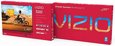 "VIZIO M-Series Quantum 50"" Class (49.5"" Diag.) 4K HDR Smart TV 41YNmalQBYL"