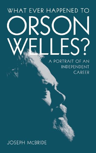What Ever Happened to Orson Welles?: A Portrait of an Independent Career