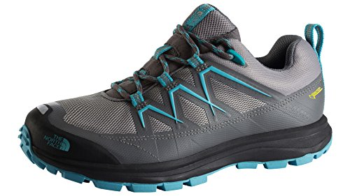 tex North « tamaro » Zinc Randonnée bluebird Femme Grey The Face Chaussures ® Gore De TIZ4qcg4