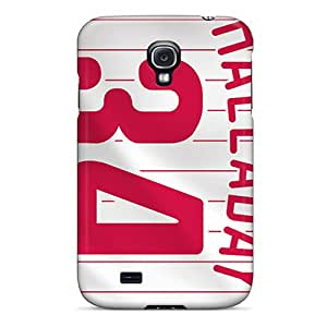 Fashion Tpu Case For Galaxy S4- Player Jerseys Defender Case Cover