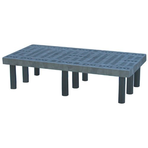 STRUCTURAL PLASTICS A4824A Add A Level Modular Work Platform, Add On Platform, 48'' x 24''