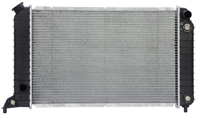 Prime Choice Auto Parts RK608 New Complete Aluminum Radiator (1997 Chevy S10 Radiator compare prices)