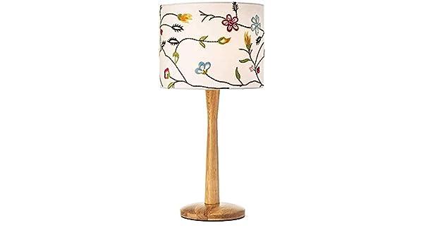 ZZXXMM Lámpara de Mesa Sencilla Dormitorio cálido y Moderno IKEA ...