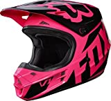 Fox-Racing-Adult-V1-2017-Motocross-Dirt-Bike-Helmet-Race-Pink-Womens-Medium