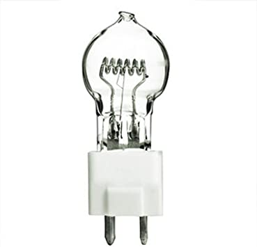 OSRAM Halogen Display Photo Optic Lamp BHC//DYS//DYV 600W 120v GZ9.5 5 Pack