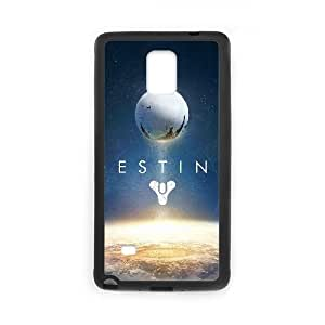 Design Cases Samsung Galaxy Note 4 N9108 Cell Phone Case Black DESTINY Xlyaye Printed Cover