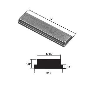 Strike Jamb Magnet for Swing Shower Doors - 3