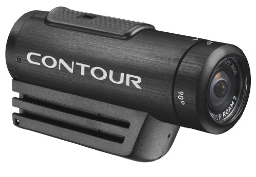 Contour ROAM2 Waterproof Video Camera (Black) by Contour