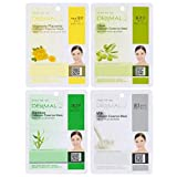 Dermal Korea Collagen Essence Full Face Facial Mask