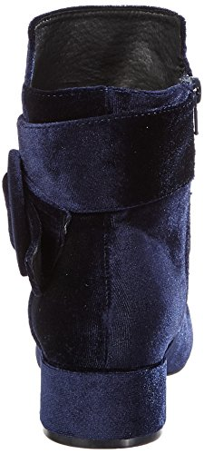 Oca Loca Damen 7224-48 Stiefeletten Blau (Marine)