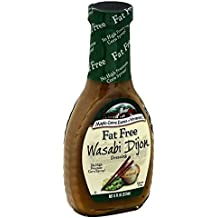 Maple Grove Farms Fat Free Wasabi Dijon Dressing, 8 Ounce - Pack Of 3