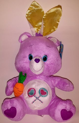 Easter Share Bear with Bunny Ears Plush Care Bears 11
