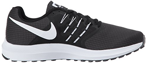 Black NIKE Grey White Swift dark Shoe Men's Run Hxwqf8UI