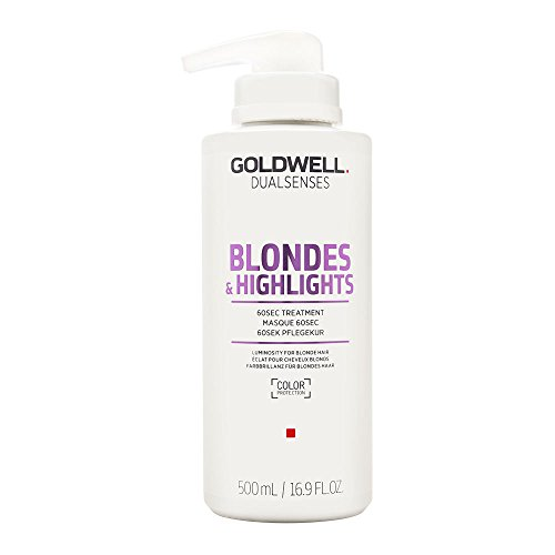Goldwell Dualsenses Blonde & Highlights 60 Sec Treatment 16.9 oz