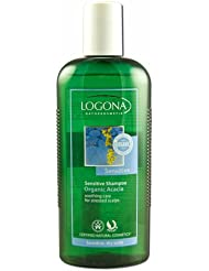 Lagona Sensitive Shampoo, Bio Acacia, 8.5 Ounce