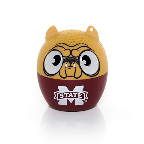 NCAA Bitty Boomer Wireless Bluetooth Speaker, Mississippi State ()