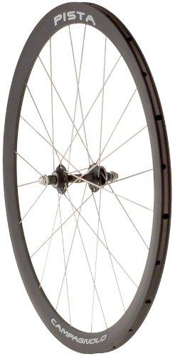 Campagnolo Pista Track tubular 700c rear wheel, 24h black