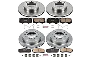 Autospecialty KOE2325 1-Click OE Replacement Brake Kit