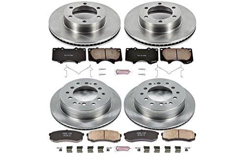 5 1-Click OE Replacement Brake Kit ()