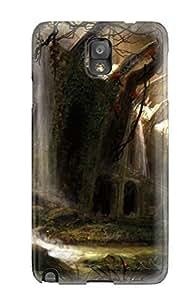For Galaxy Note 3 Fashion Design The Ruins Of Tirisfel Case-wIdeoFF2369dGQfL