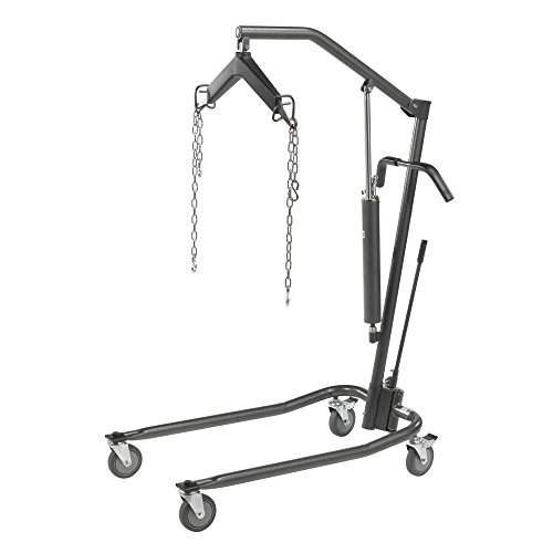 Drive Medical Hydraulic Patient Lift with Six Point Cradle, 5