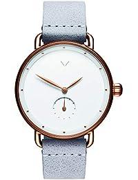 Bloom Watches | 36MM Women's Analog Minimalist Watch | Ghost Iris
