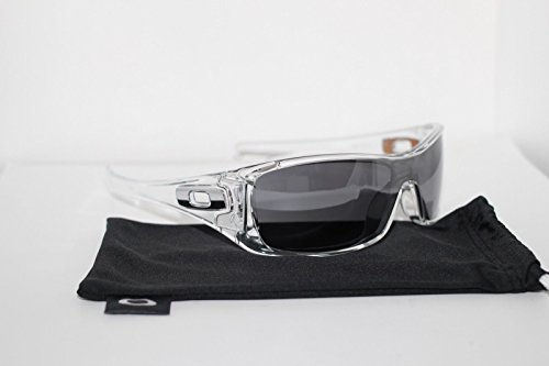 Oakley Antix MPH 9077-04 Polished Clear / Black Iridium for sale  Delivered anywhere in USA