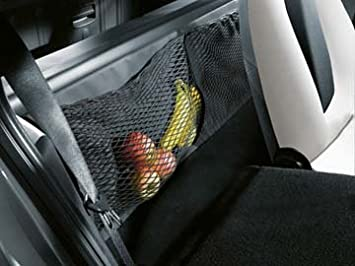 1 x Smart fortwo 451 4 2 Gep/äckraumabdeckung Boot Cover Blind A 4518100009 Coupe Convertible C451 Black