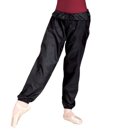 Body Wrappers Ripstop Pants, Black, Small (Pants Ripstop)