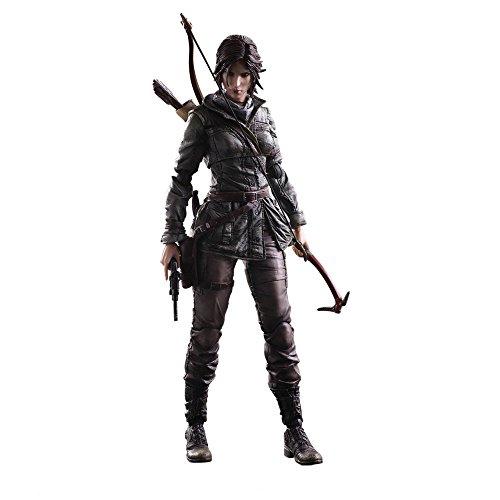 PLAY ARTS改 ララ・クロフト  「Rise of the Tomb Raider -ライズ・オブ・トゥームレイダー-」