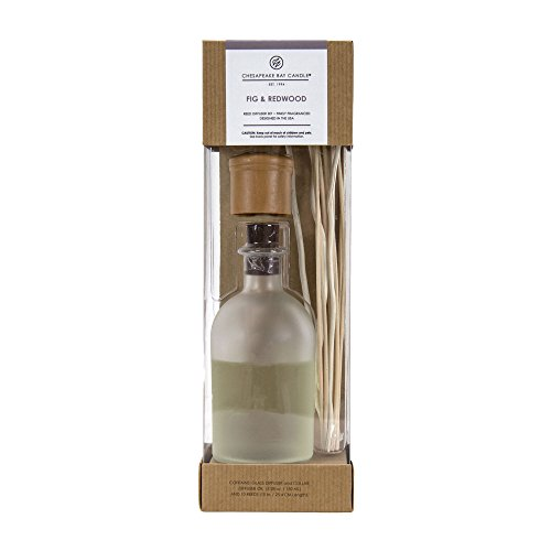 Chesapeake Bay Candle Reed Diffuser, Fig & Redwood