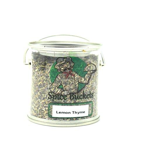 Thyme Lemon - Lemon Thyme 22g in Spice Rack Bucket