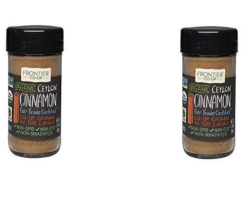 - Frontier Natural Products Cinnamon, Ground Ceylon