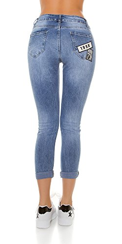 Jeans In Blau Jeans In Donna In stylefashion Donna Jeans Donna stylefashion Blau Blau stylefashion qwP6pCnt