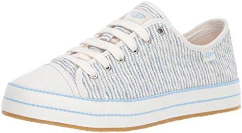 ca89eb42cab5c UGG Women's CLAUDI Sneaker, Desert Blue, 8 M US: Amazon.com: Amazon US