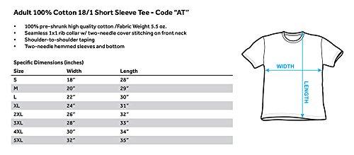 Trevco Men's Beware the Batman B&w Logo Short Sleeve Adult T-Shirt at Gotham City Store