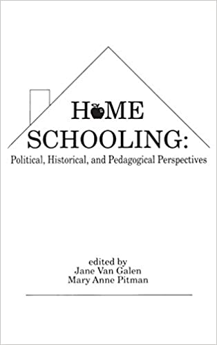 Cover for Home Schooling book