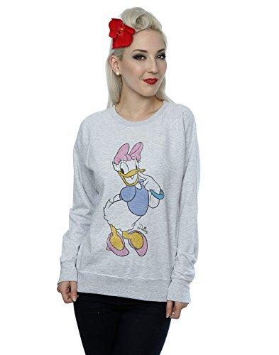 Heather Felpa Disney Donna Daisy Grey Duck Classic xxzXZF